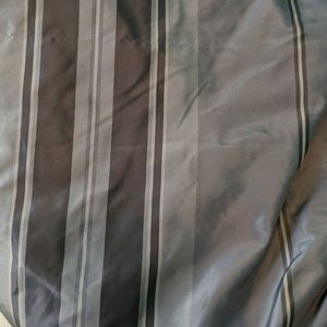 Restoration Hardware silk curtain panels EUC